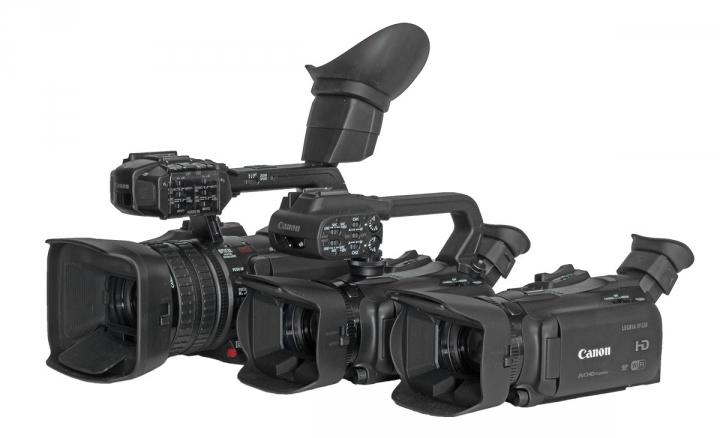 Videokamery Canon