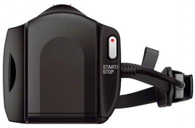 Videokamera Sony HDR-PJ410 v zadním detailu